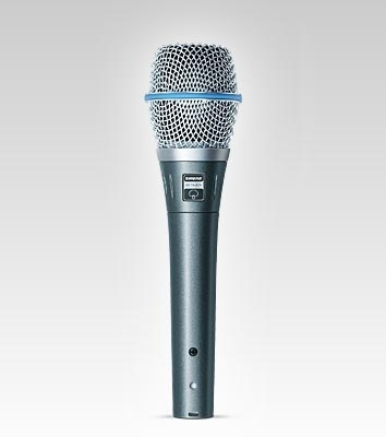 SHURE BETA87 Vocal Microphone