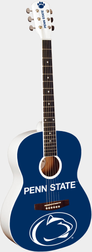 Penn State University Acoustic Guitar
