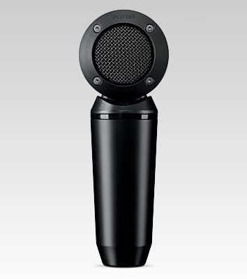 Shure PGA 181 Side-Address Cardioid Condenser Microphone