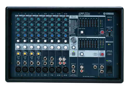 Yamaha EMX312SC Powered Mixer
