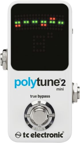 TC Electronic Poly Tune 2 Mini