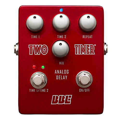 BBE Two-Timer Analog Delay