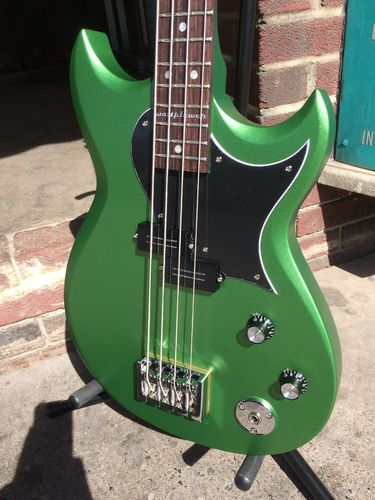 Reverend Wattplower Bass