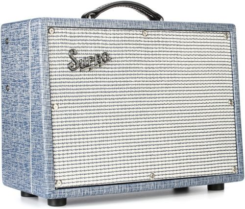 Supro Tremo-Verb 1622RT Tube Combo Amp
